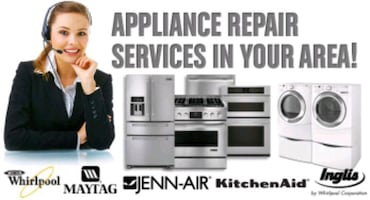 *1 APPLIANCE REPAIR AND SERVICE/GAS TECHNICIAN
