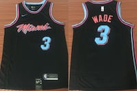 D Wade Miami Vice 2019 jersey. Brand new never worn 537 km