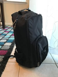 Targus black computer backpack Williamsburg, 23188