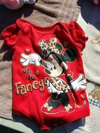 Minnie mouse 0-3m Anaheim, 92801