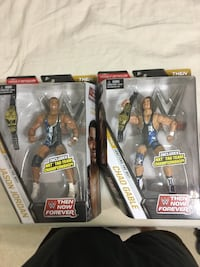 Jason Jordan and Chad Gable WWE action figures box
