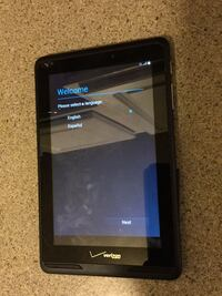 verizon ellipis 7Tablet Washington, 20019