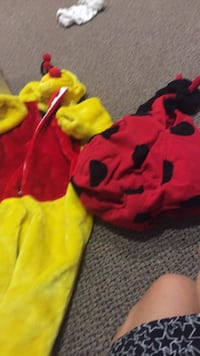 Lady bug costume 3-4 and 22 months. Only $14 each or closest offer. Vaughan, L4J 5L7