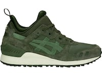 Forest green asics San Angelo, 76905