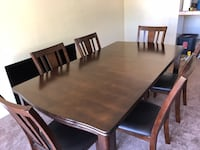 Dining Table (6 Chairs) San Diego, 92109