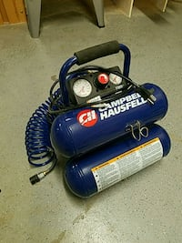 blue and black Campbell Hausfeld air compressor Mobile, 36609
