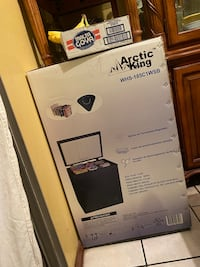 Arctic King chest freezer