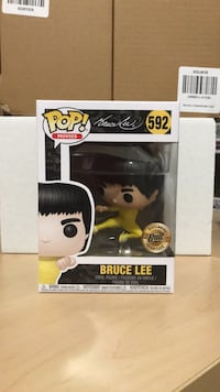 Bait Exclusive Bruce Lee funko pop Falls Church, 22042