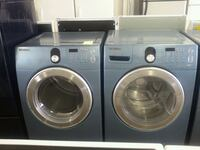 two white front-load washing machines Laval, H7L 5J9