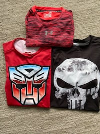 Underarmour shirts set of 3