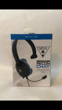 Sony PlayStation 4 Headset Victorville