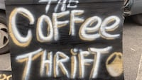 """COFFEE THRIFT """"un-common thrift experience """"now open in Summerdale Summerdale, 36580"""