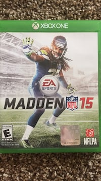xbox one madden nfl 16 game Owatonna city, 55060