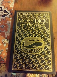 Moby Dick Book 1970s Jamesville, 13078