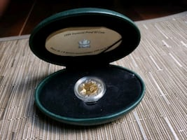 1999 2 dollar proof coin