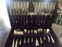 Nobility Plate Caprice Flatware Set Mount Airy, 21771