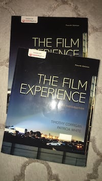THE FILM EXPERIENCE 4th Edition Textbook Toronto, M5A