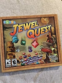 Please Read Ad for Game Info *** PC CD-ROM * Jewel Quest I & II * All on one disk Hamilton