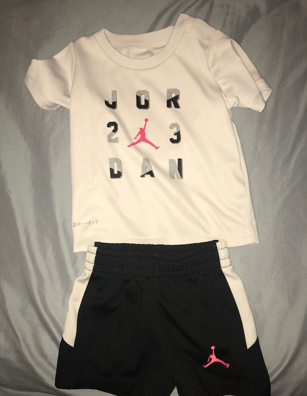 c5946619dce6 Used Baby Boy Jordan Outfit (6-9 mo) for sale in Tucson - letgo
