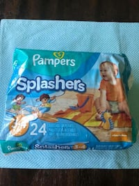 Pampers Splashers size 3-4 Woodbridge, 22192
