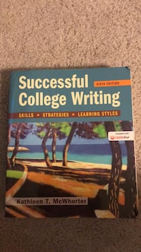 sucessful  college writing  book Montgomery Village, 20886