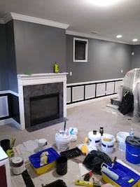 INTERIOR PAINTER $250.DAY Crystal Lake