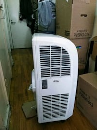 white and black air cooler New York, 10035