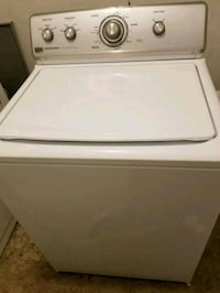 white top-load clothes washer Durham, 27713