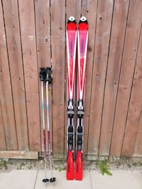 Atomic Pro Carv X 6.20 SKIS Welland, L3C 6P8