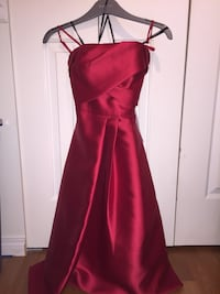 Red Evernew Dress