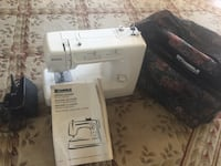 KENMORE SEWING MACHINE WITH KENMORE BAG AND MANUAL Lake Forest, 92630