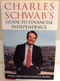 GUIDE TO FINANCIAL INDEPENDENCE Book - Charles Sch Las Vegas, 89119