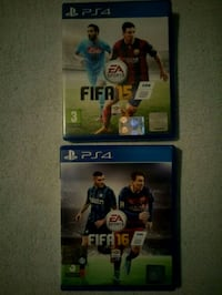 FIFA 15 & FIFA 16 LOTTO 7428 km