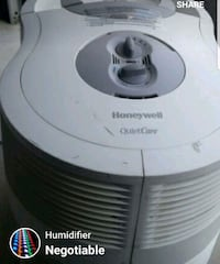 Humidifier Whitby, L1R
