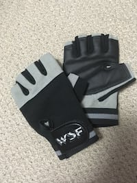 Exercise/lifting gloves - size S