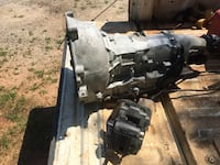 Rebuilt  ford Mustang AOD 4speed auto with shifter Locust Grove, 30248