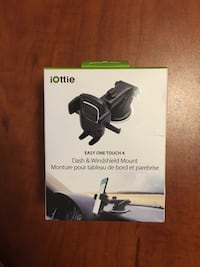 NEW iottie Easy One  Touch 4 Car Dash Mount Toronto, M1H 3H3