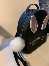 Kate Spade New York Hop to it rabbit sammi backpack black Fairfax, 22032