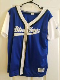 Blue Jay's Jersey from Pink (ladies)