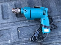 blue and black corded power drill Edmonton, T5W 2T4