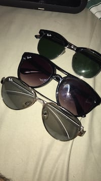 3 Pairs of Ray-Ban Sunglasses Winnipeg, R3T 3K1