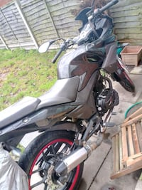 black and gray naked motorcycle Staffordshire, DE15 9SG