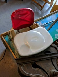Booster seat high chair  Winter Park, 32792