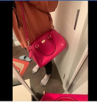 Coach bag 99% new