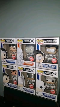 White lantern Funko Pop collection Toronto