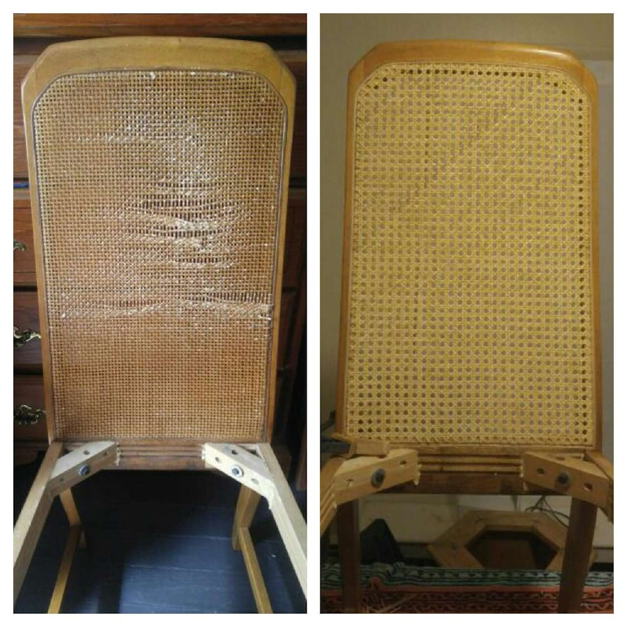 Charmant Chair Caning Repair