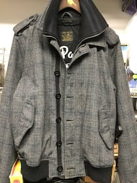Scotch & Soda men's wool jacket