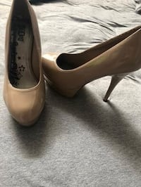 Nude pumps Mississauga, L5G 4N6