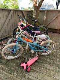 4 Bikes/A Scooter- MUST BUY ALL TOGETHER