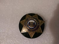 Special security officer badge San Leandro, 94577